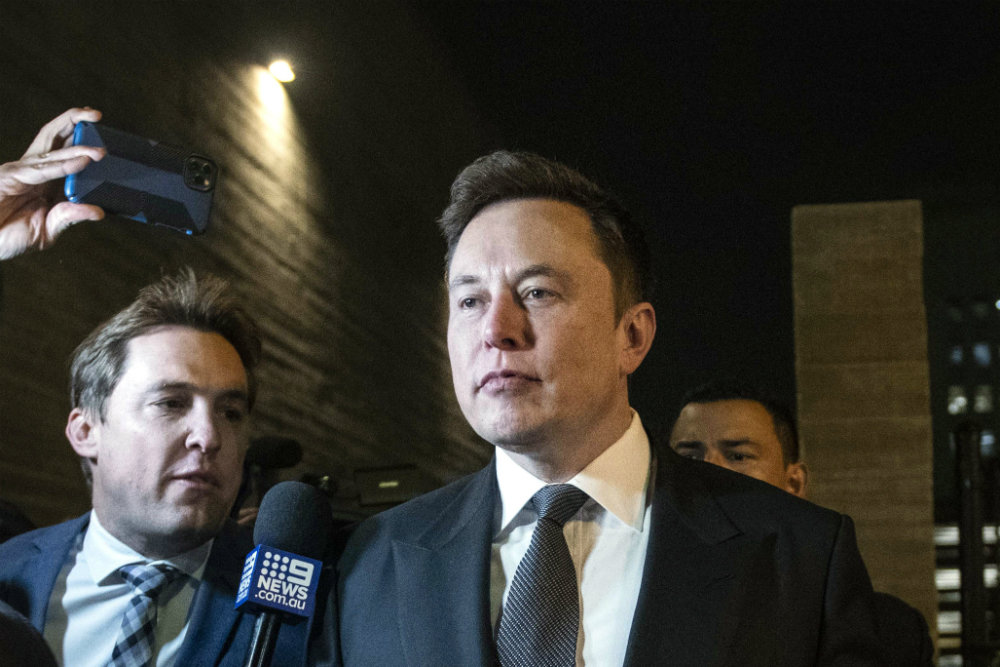 Elon Musk calls stay-at-home orders 'fascist'