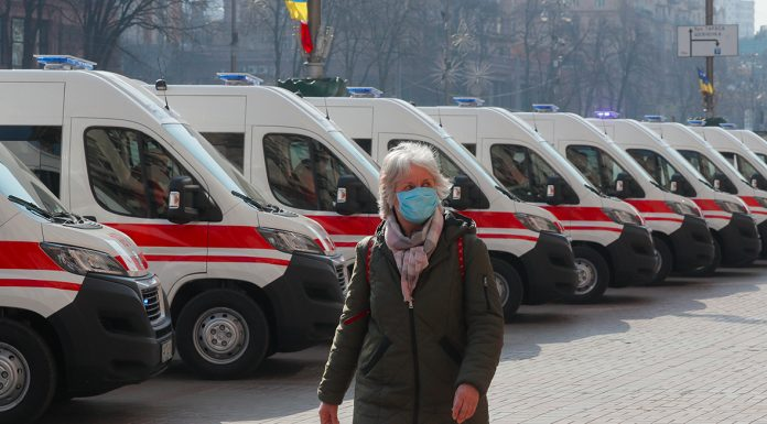 In Ukraine extended quarantine of coronavirus