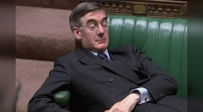 Labour MP takes swipe at Rees Mogg by claiming top half only Zoom dress code wont apply to horizontal Tory lawmaker VIDEO