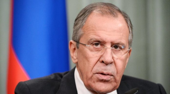 Lavrov Good relations between Russia and Montenegro will be restored