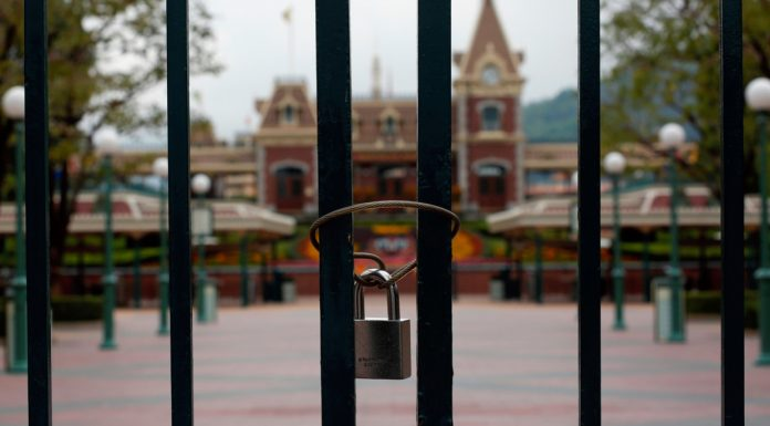 Trying to beat the queues Man arrested for breaking into Disneyland during coronavirus lockdown