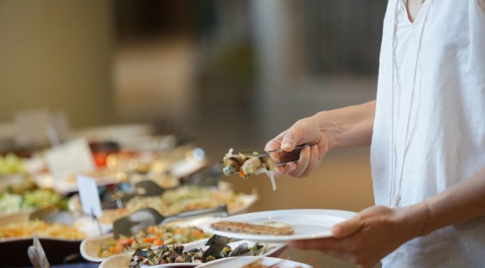 Turkish hotels will refuse from the buffet due to coronavirus