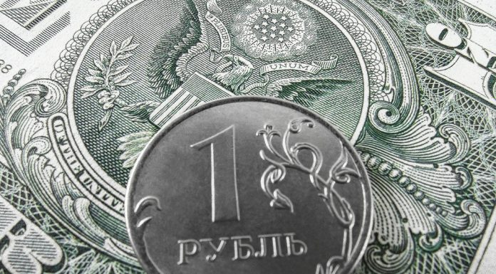 What will happen to the ruble in may