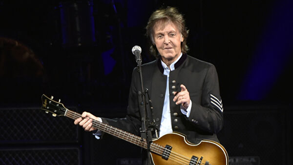 Unreleased Paul McCartney and Ringo Starr Demo Going Up for Sale