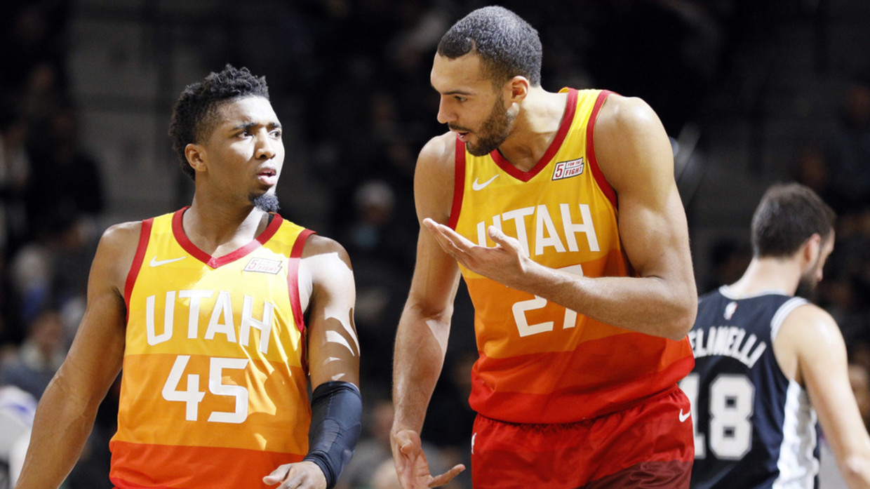 Dennis Lindsey: Rudy Gobert, Donovan Mitchell 'Ready To Put This Behind Them'
