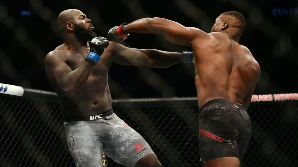 Daniel Cormier Willing To Fight Francis Ngannous Instead of Stipe Miocic