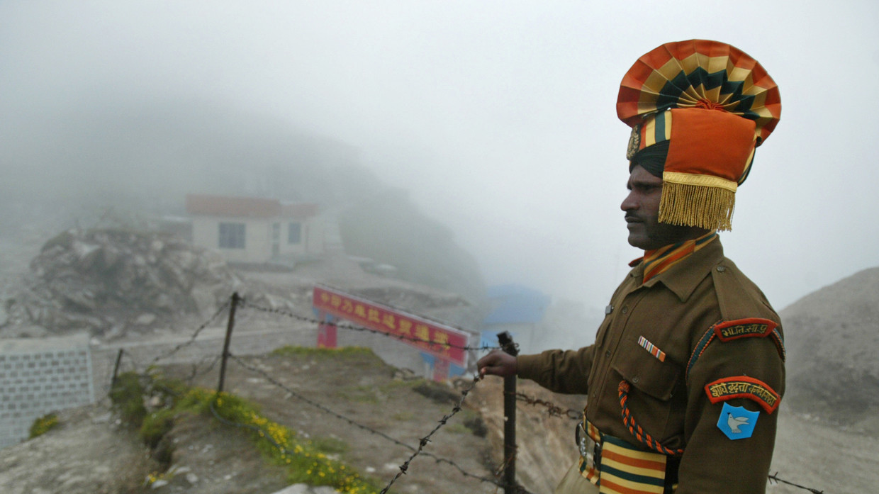 India, China troops face off at Naku La in Sikkim, several injured