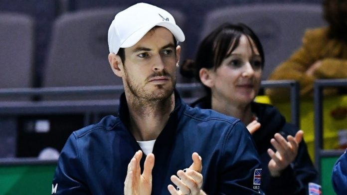 Andy Murray Tennis will be one of the LAST sports to return from COVID 19 crisis