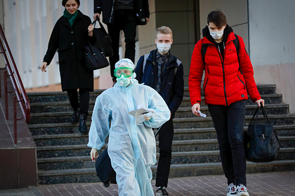 Belarus gave a forecast on the situation with coronavirus