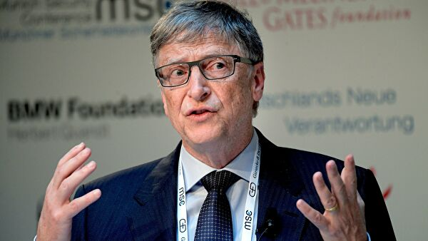 Bill gates believes the threat to terminate funding to the who