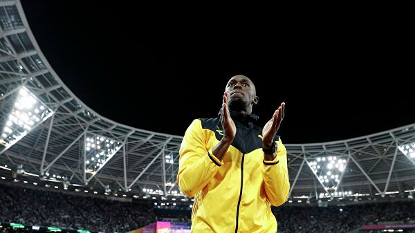 Bolt donated 34 thousand euros for the fight against coronavirus in Jamaica