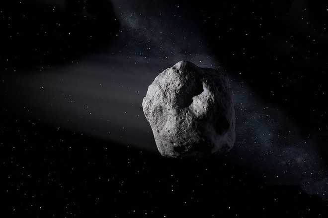 Called the condition of salvation of people after the fall of the asteroid