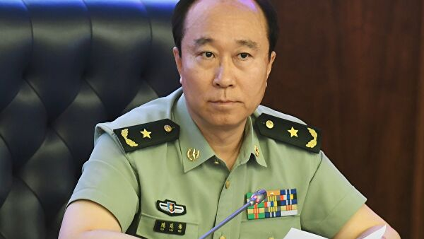 Chinese General told received the armys experience in combat COVID 19