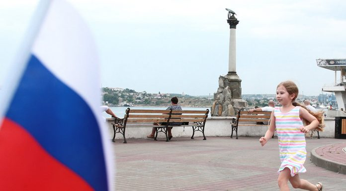 Crimea is not in need of recognition in Western countries