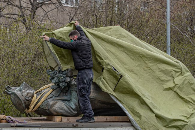 Czech officials have refused to give Russia a monument to Konev