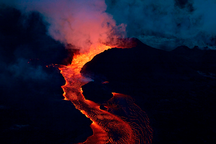 Disclosed growing worldwide volcanic threat