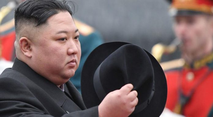 Disclosed the whereabouts of Kim Jong UN
