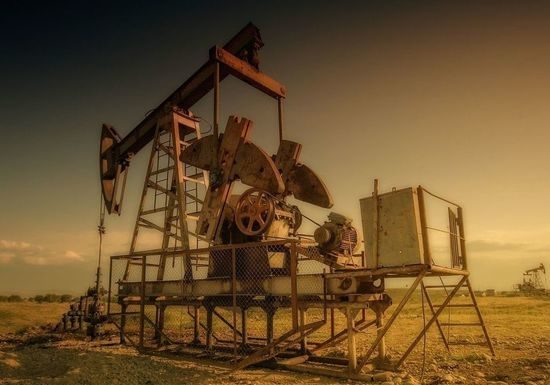 Economists said the reason for the negative oil price