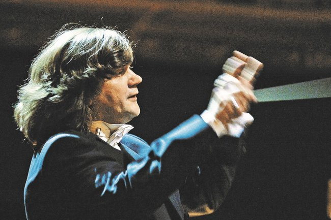 Felix Korobov: the Conductor is not just a movement of your hands