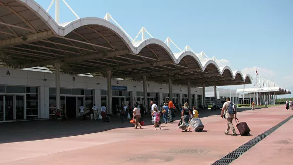 Flight on the removal of the Russians from Antalya postponed