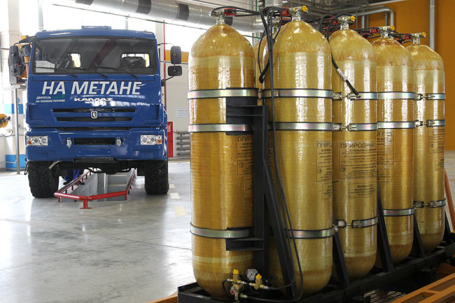 Gas fuel is included in the list of commodities