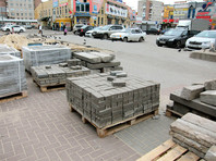 Moscow on the orders of mayor Sergei Sobyanin from midnight April 11 until further notice suspended all work on the landscaping, said Deputy mayor Pyotr Biryukov