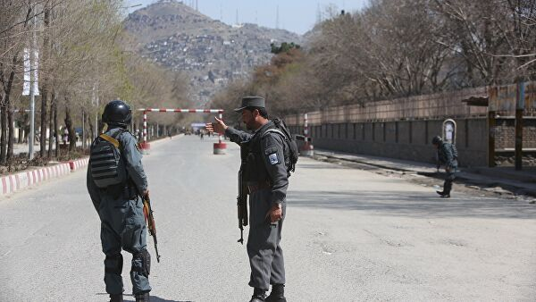 In Afghanistan six security officers were killed in the Taliban attack