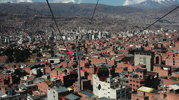 In Bolivia announced the militarization of the largest city