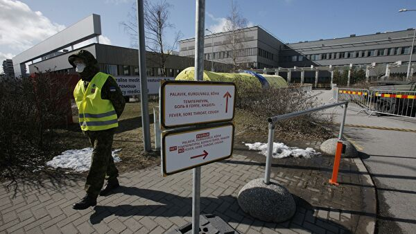In Estonia the number of people infected with coronavirus has reached 1309 people