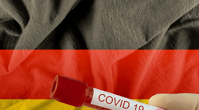 In Germany, the number recovered after COVID-19 for the first time exceeded the number of cases