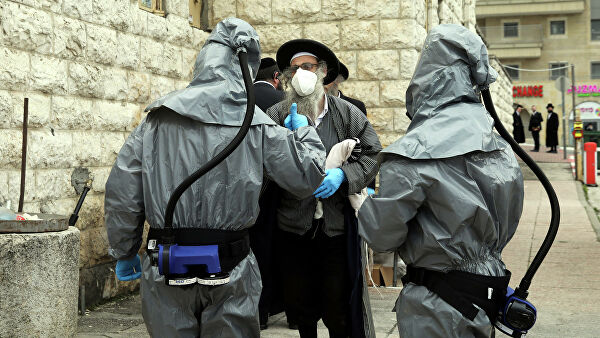 In Israel the number of cases of coronavirus has exceeded 155 thousand