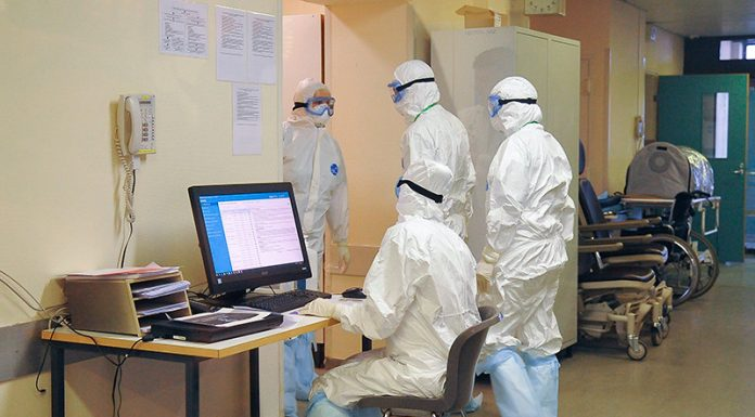 In Moscow, died on 10 patients with the coronavirus, the total number of deaths in the capital rose to 82