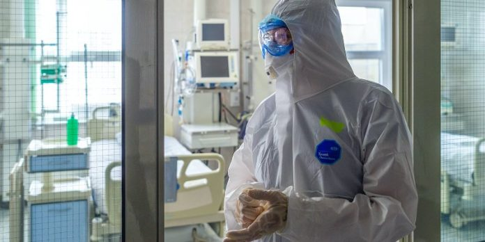 In Moscow new cases of the disease coronavirus infection