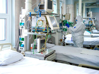 Opening coronavirus hospital on the basis of the Moscow city clinical hospital No. 31