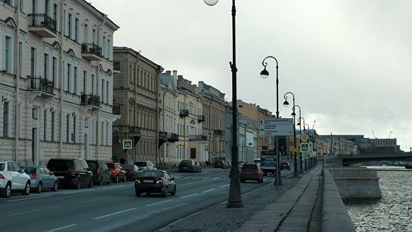 In St Petersburg admitted the introduction of gaps