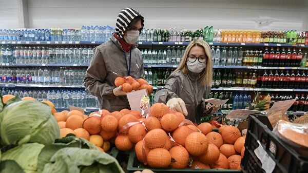 In Tatarstan was forbidden to go to the store without masks