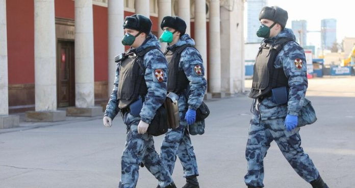 In the capital fined 30 violators of the quarantine