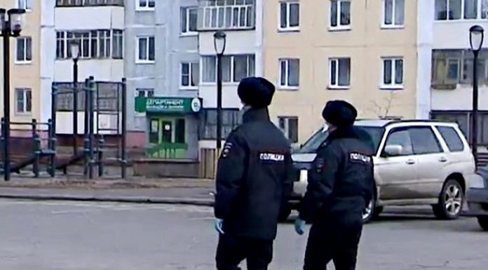 In the Irkutsk region was allocated a police squad to protect a child with coronavirus because of threats in social networks