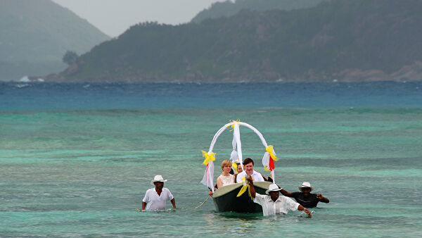 In the Seychelles stuck the Russians will give discounts for housing