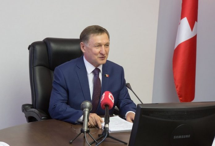 In the Udmurt Republic was elected the new Chairman of the state Council