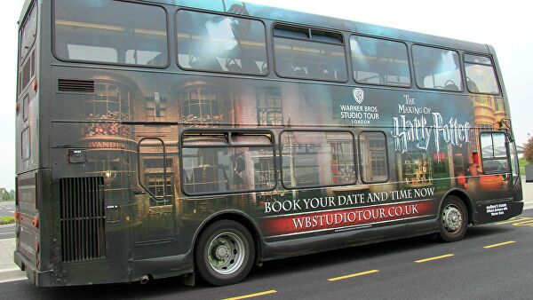 In the UK doctors will carry on buses Harry Potter