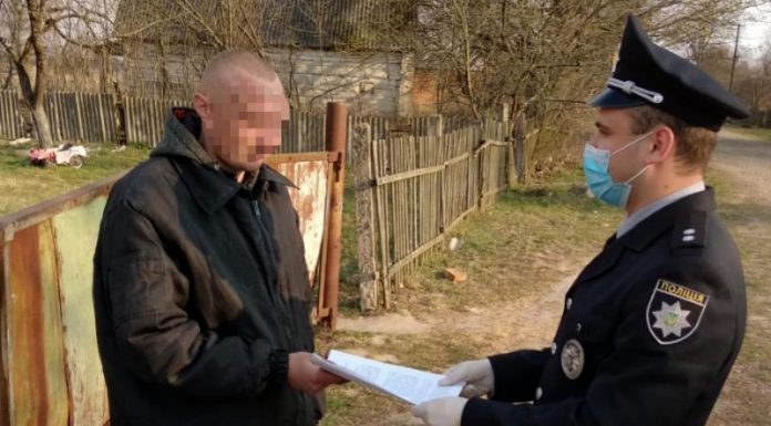 In Ukraine, the police found the culprit of the fire in the Chernobyl zone