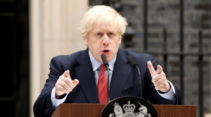 Johnson opposed the weakening of the quarantine in the UK