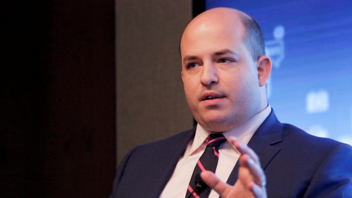 Journos are living this like everyone else CNNs Brian Stelter has Twitter Covid 19 breakdown