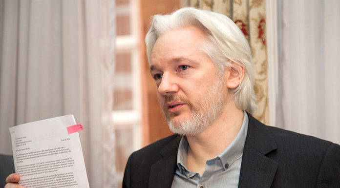 Julian Assange has twice become a father while hiding in the Embassy of Ecuador in London