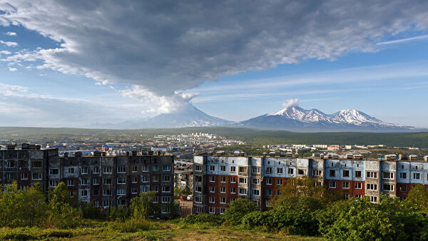 Kamchatka was appointed acting Chairman of the Krai government