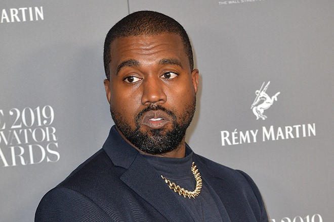 Kanye West admitted a billionaire
