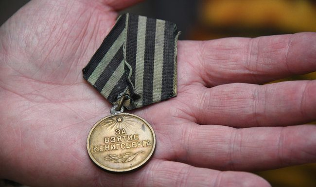 Konigsberg was stormed: who should get a medal for the capture of the city