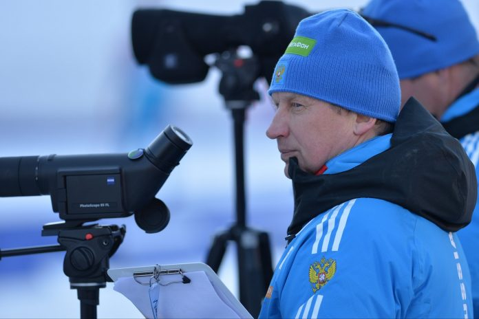 Korolkevich Kabukov and approved by the senior coaches of national teams of Russia on biathlon