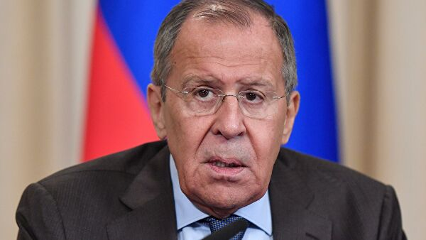 Lavrov discussed with the foreign Minister of India to combat coronavirus